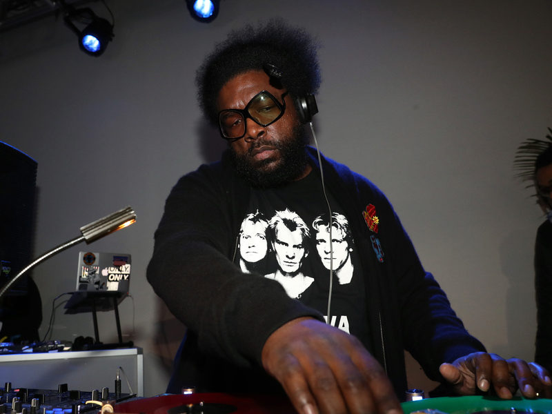 Questlove Curates Michelle Obama's 'Becoming' Book Tour Playlist