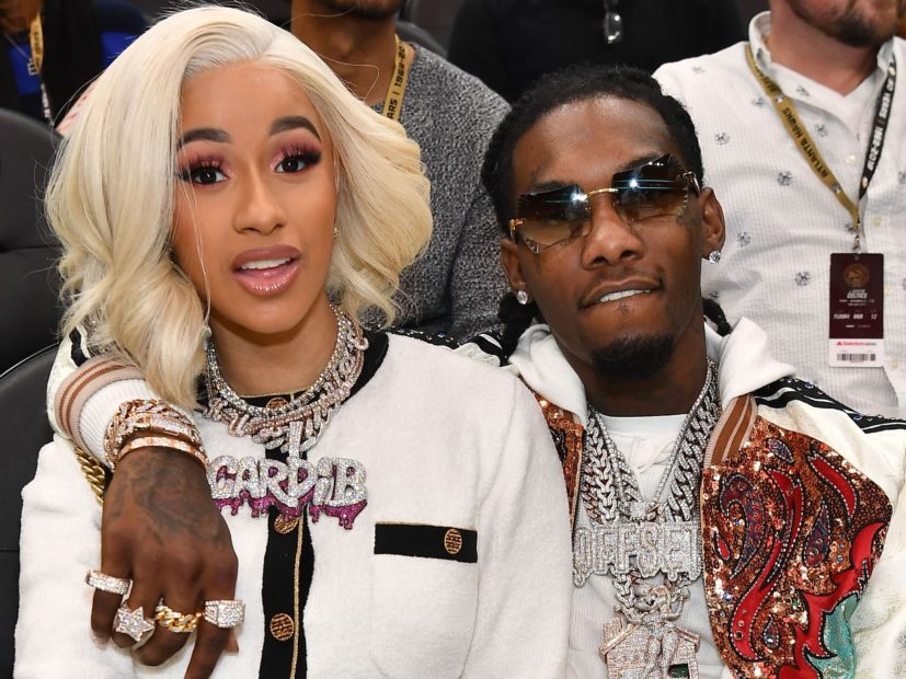 Cardi B Shows Her Love For Offset With NSFW Video Message