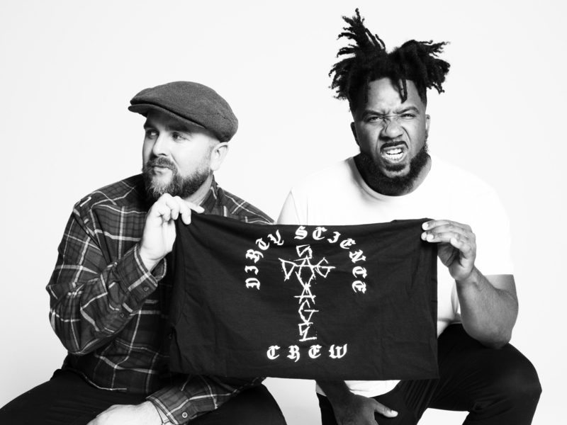 "#DXCLUSIVE: Exile & Johaz Premiere New Dag Savage EP ""Furnace"""