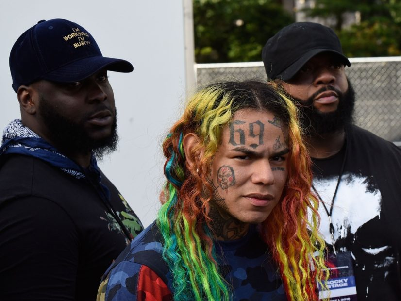 Tekashi 6ix9ine's Crew Charged With Allegedly Trafficking Heroin, MDMA & Fentanyl