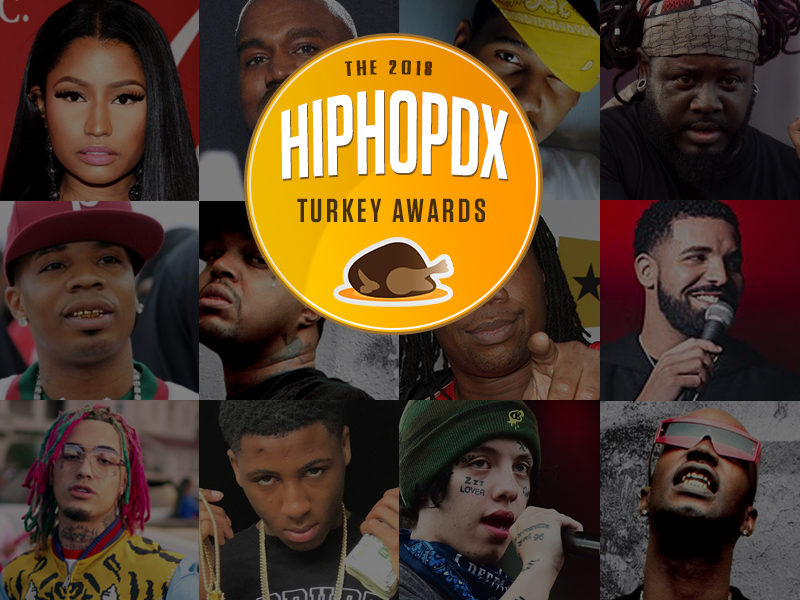 The 2018 HipHopDX Turkey Awards