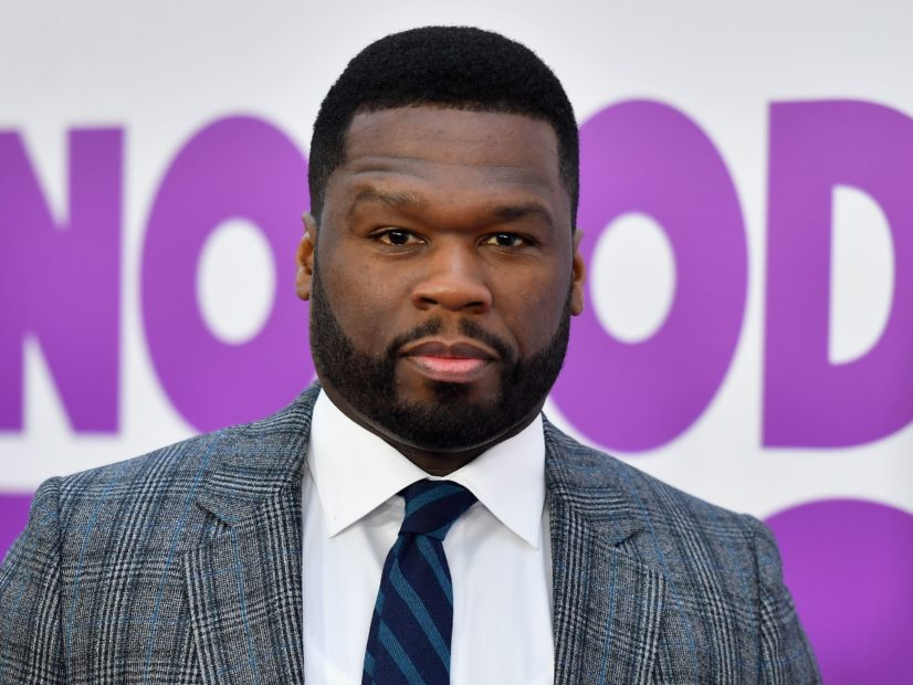 50 Cent (Jokes?) About His Son Getting Hit By A Bus