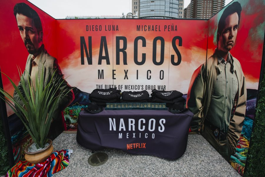 """Narcos"" Infiltrated Manhattan Amid El Chapo Trial"