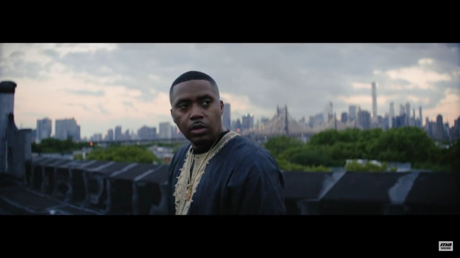 "Nas & Mass Appeal Drop ""NASIR"" Short Film"