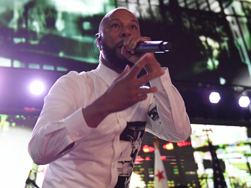 Common Responds to JAY-Z in the NFL Intentions After the National Anthem of the Dispute