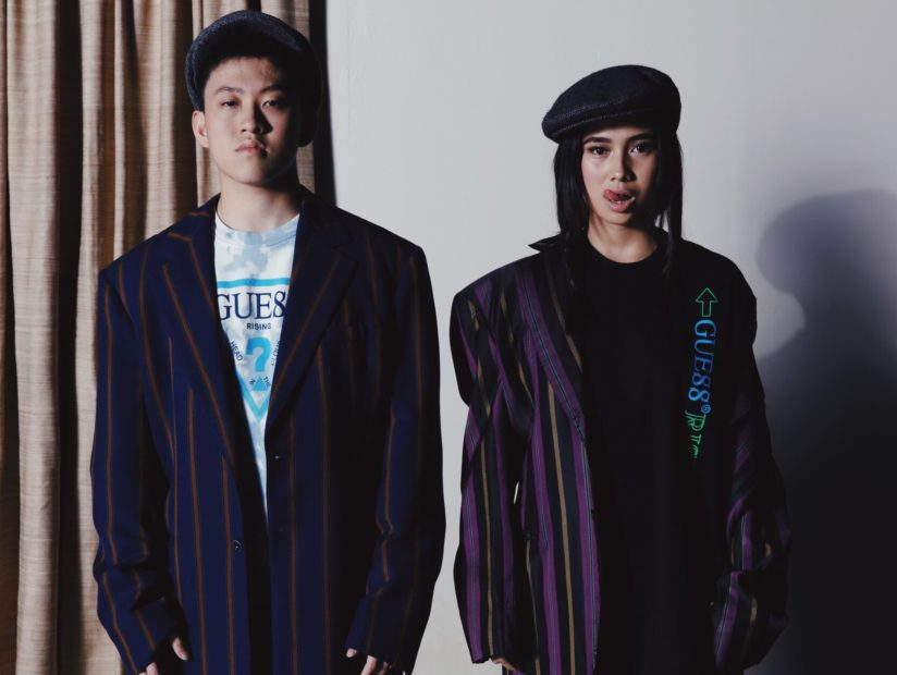 88rising & GUESS Unveil GUE88 Collection