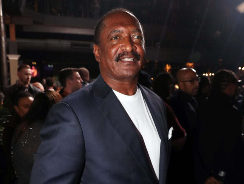 Mathew Knowles Discusses His Books, Slavery & On The Run II