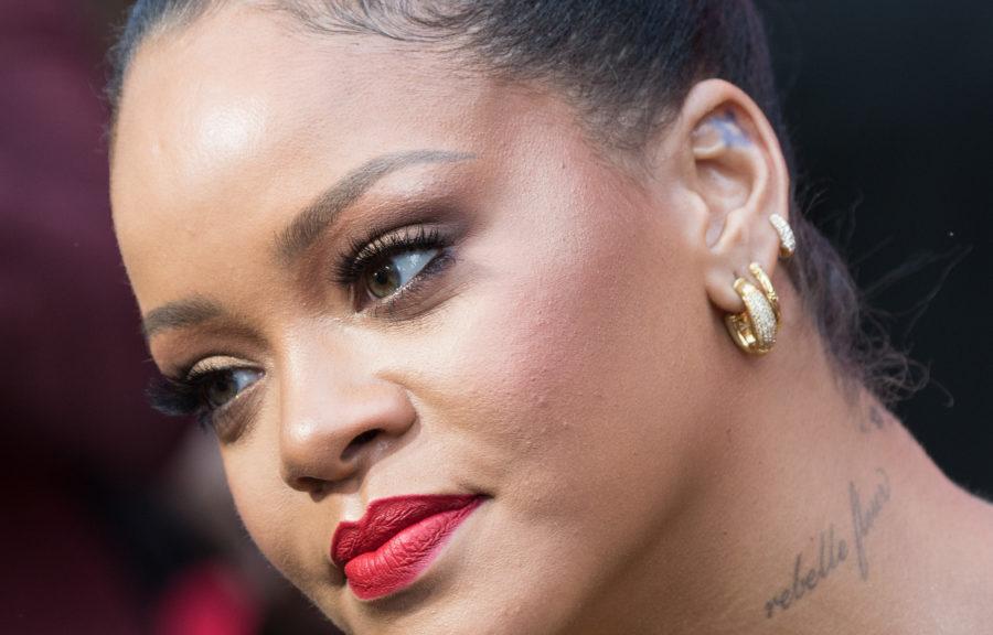 "Rihanna Slams Donald Trump For Playing Her Music At His ""Tragic Rallies"""