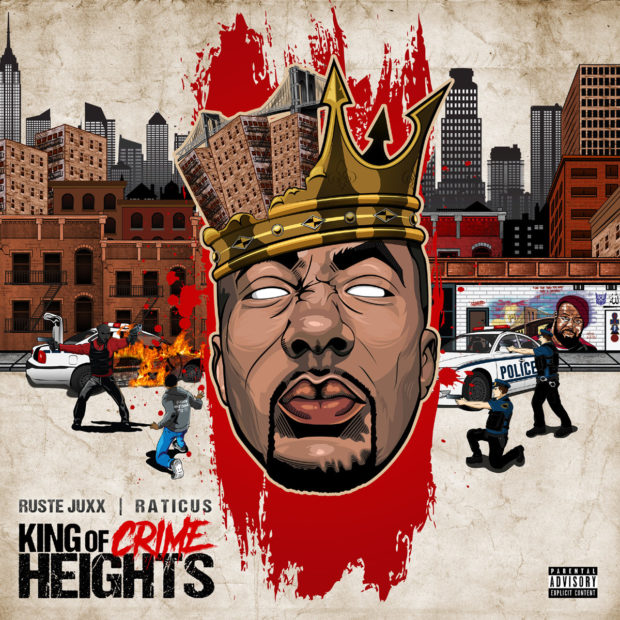 """Review: Ruste Juxx's """"King Of Crime Heights"""" Doesn't Earn A Crown"""