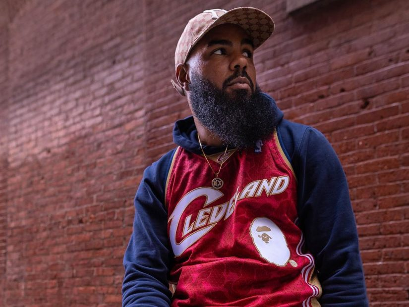 Stalley Challenges All Rappers To Beat His Basketball Jumper