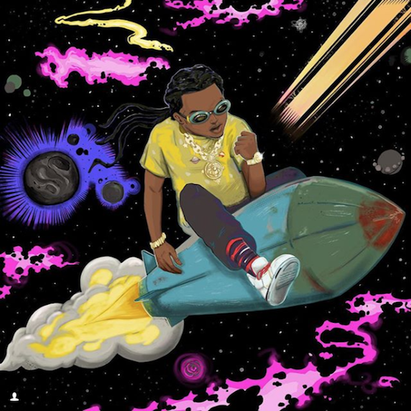 "Review: Takeoff's ""The Last Rocket"" Reaches The Cosmos"