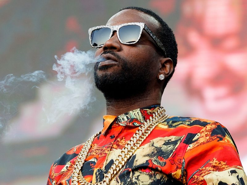 Juicy J Reveals He Carries Multiple Guns On Him At All Times & 'Will Shoot' If Necessary
