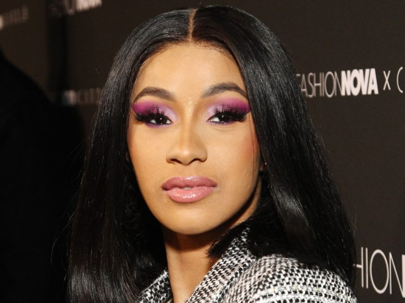 "Cardi B Warns Fox Nation's Tomi Lahren: ""Leave Me Alone I Will Dog Walk You"""