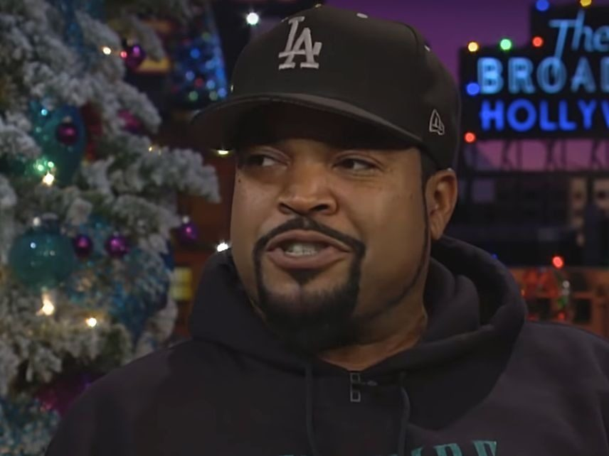 "Ice Cube Recalls N.W.A Being Shut Out Of ""Straight Outta Compton"" Listening Party"