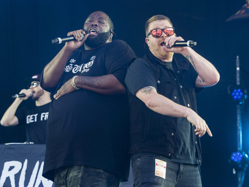 "El-P's Wife Says ""RTJ4"" Will Sound Like Lil Wayne's ""Rebirth"""