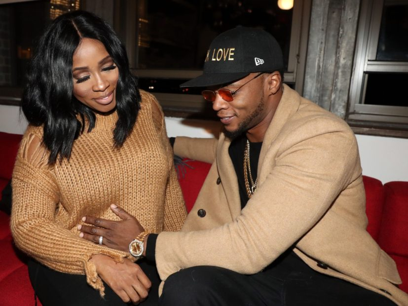"Remy Ma & Papoose's Baby Daughter Arrives After ""Tough Labor"""