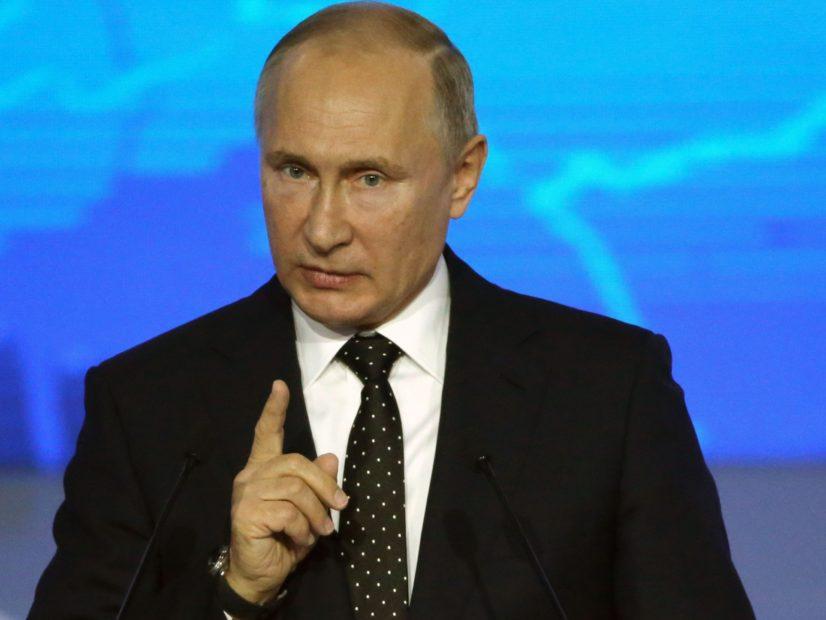 "Russian President Vladimir Putin Slams Rap's ""Drug Propaganda"" & Wants It Controlled"