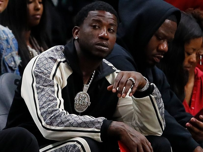 Gucci Mane Thinks Eminem Is Nowhere Close To Being Rap's King