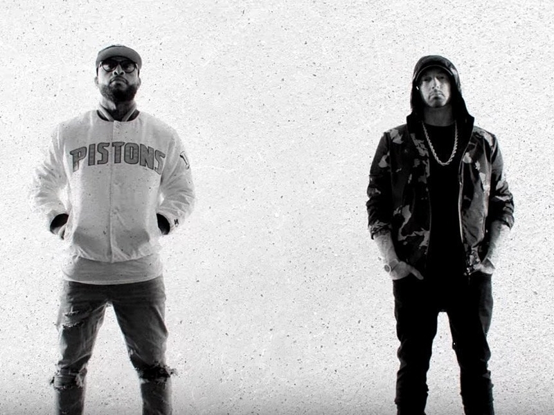 Royce Da 5'9 Fans Think He's Currently Making Beats For Eminem Collab 'Bad Meets Evil 2'