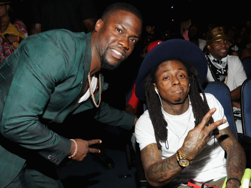 Kevin Hart Teaming With Lil Wayne, Future, Big Sean & Fabolous For NYE Bash