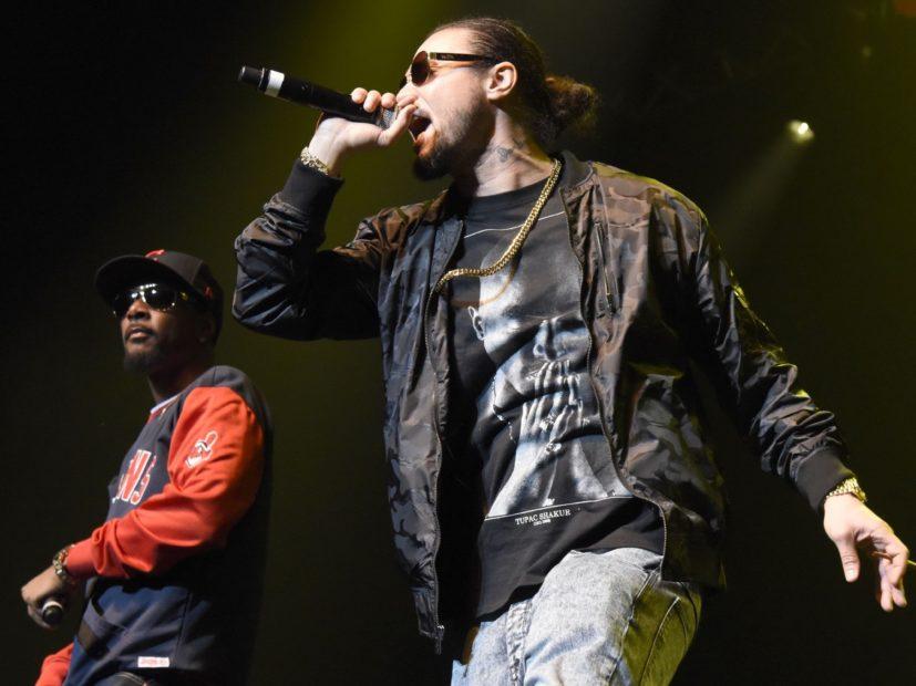 Bizzy Bone's Bizarre IG Live Involves Cops, A Shotgun & Angry Migos Rants