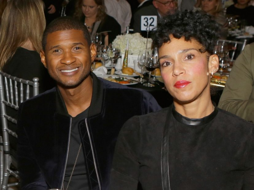 Usher Officially Files For Divorce Following Herpes Scandal