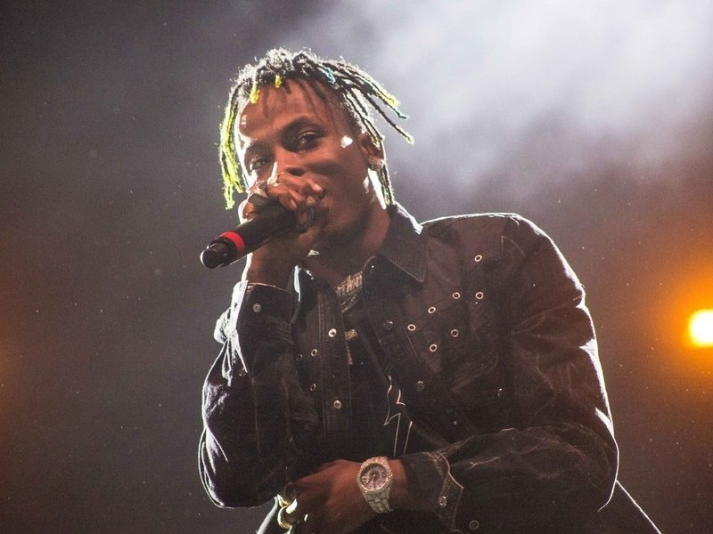 Rich The Kid Hospitalized After Injuring Hand In UTV Crash