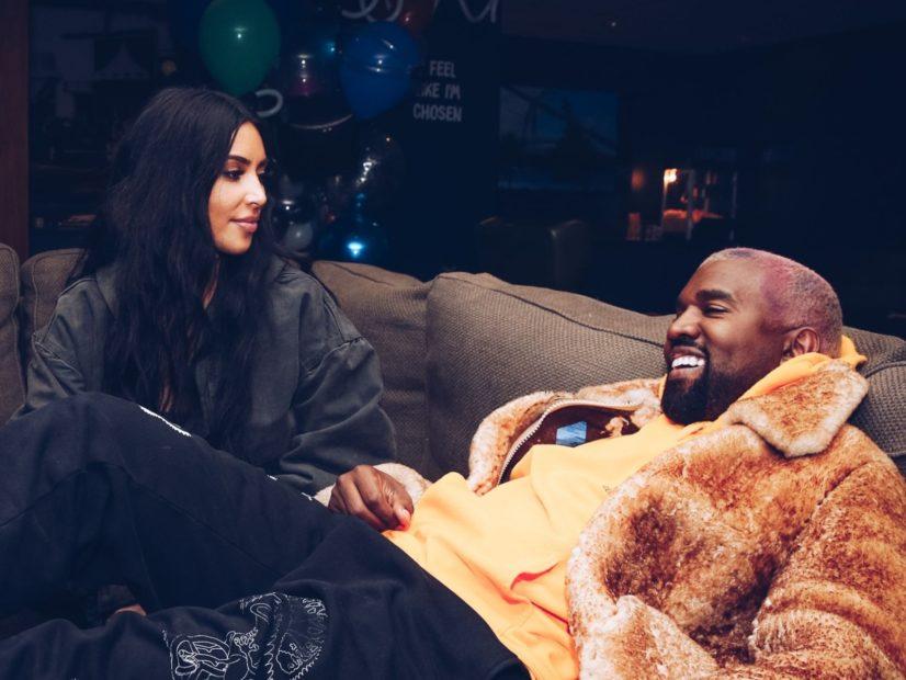 Kanye West Is Going At Drake Over Kim Kardashian Again