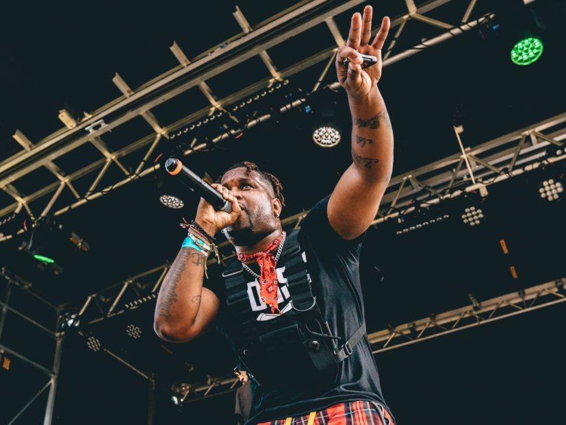Canon Rapper Defines His Own Path