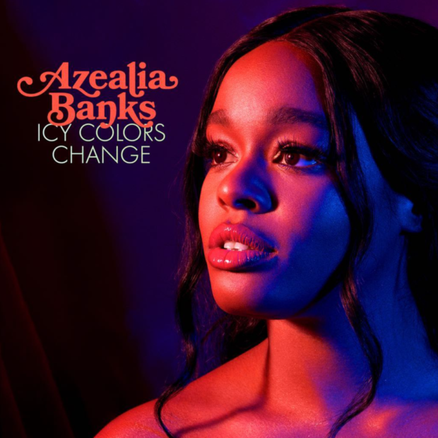 "Review: Azealia Banks' ""Icy Colors Change"" EP Won't Be A Seasonal Tradition"