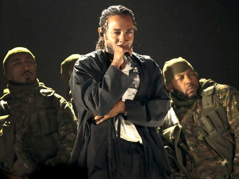"Kendrick Lamar Says ""Black Panther's"" Themes Reminded Him Of ""To Pimp A Butterfly"""
