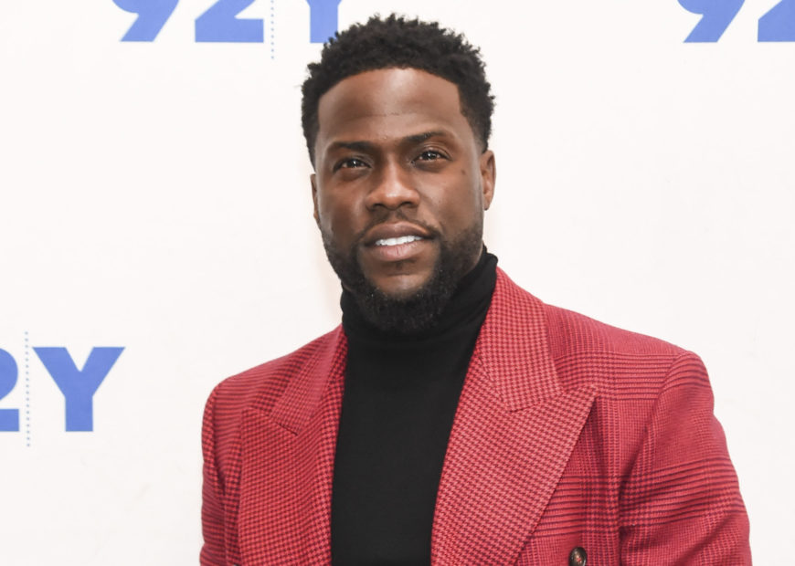 Kevin Hart Sued $60M Over Sex Tape