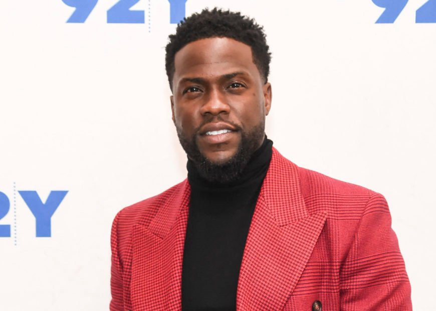 Kevin Hart Reportedly Denies Leaking His Sex Tape