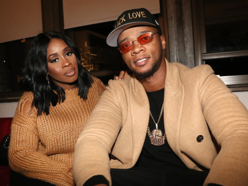 Papoose Celebrates Remy Ma's Parole Freedom