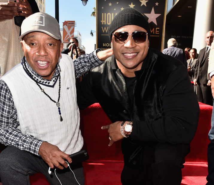 "Russell Simmons Vets LL Cool J's Rock Hall Snubs & Kurtis Blow's ""Christmas Rappin'"""