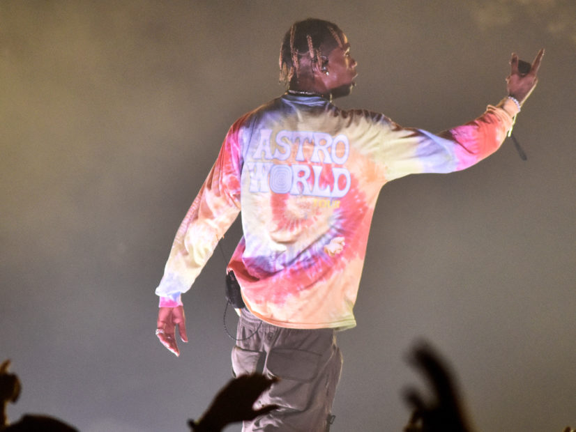 Travis Scott To Perform At Super Bowl LIII