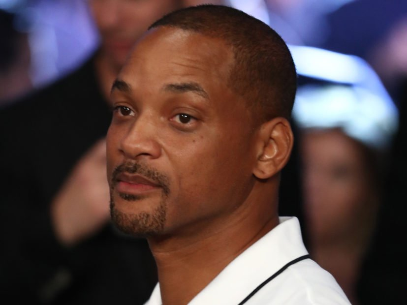 Will Smith Gets Dragged To Agrabah For His Aladdin Genie Look