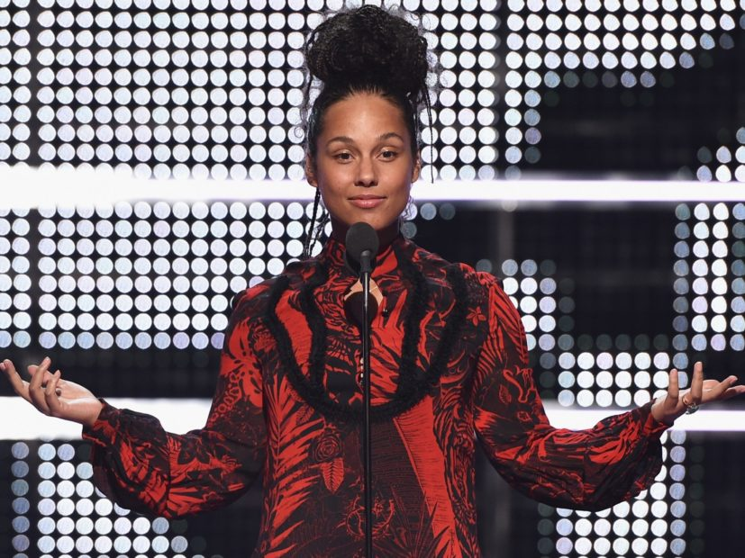 Alicia Keys Deletes Tweet Praising XXXTENTACION Following Backlash