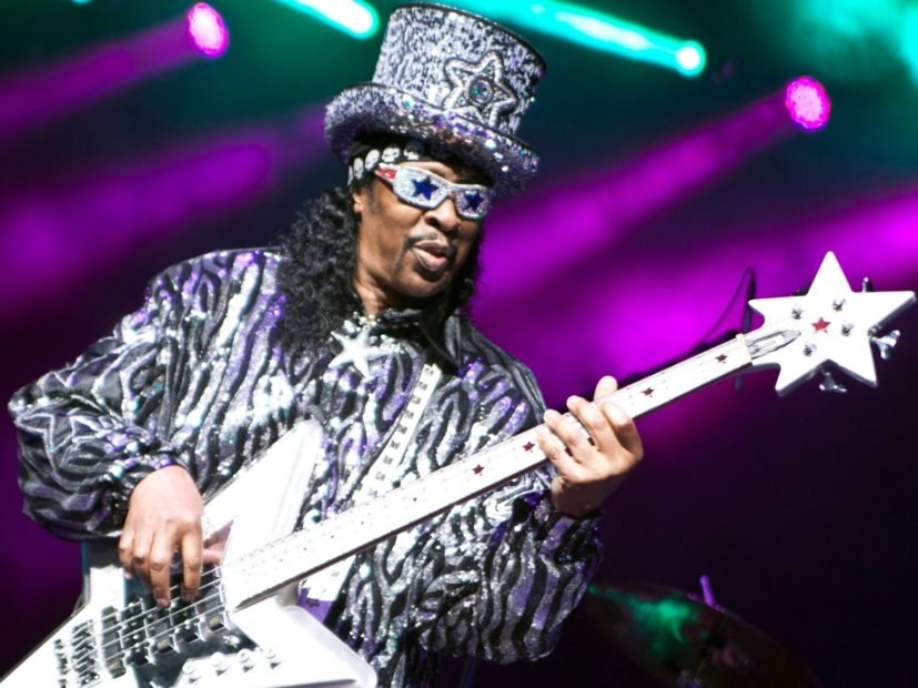 Parliament-Funkadelic's Bootsy Collins Announces Retirement