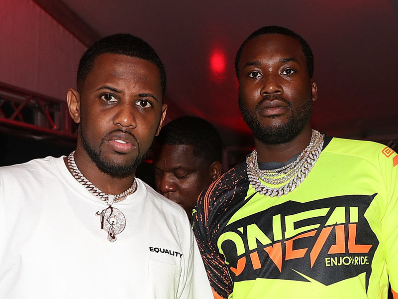 Instagram Flexin: Fabolous Laughs At Meek Mill's Milly Rock