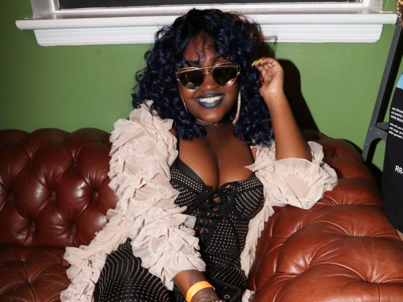 CupcakKe Hospitalized After Threatening To Commit Suicide