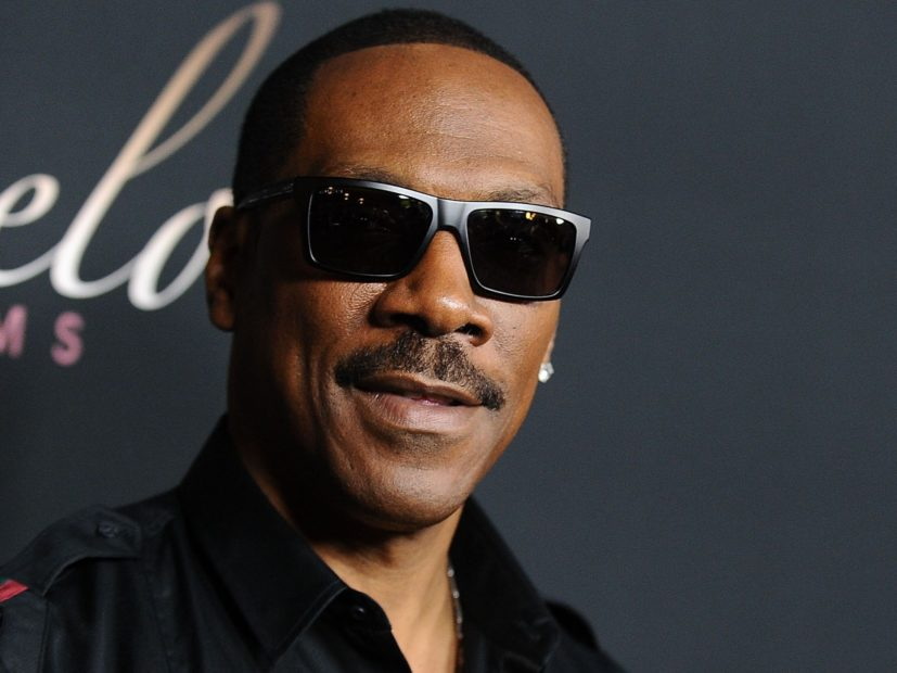 "Eddie Murphy To Reprise ""Akeem"" Role In ""Coming To America"" Sequel"