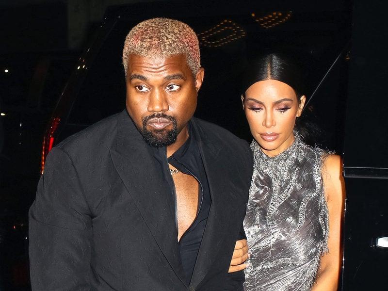 "Kim Kardashian Claims Kanye West Wasn't Defending R. Kelly & Michael Jackson At ""Sunday Service"""