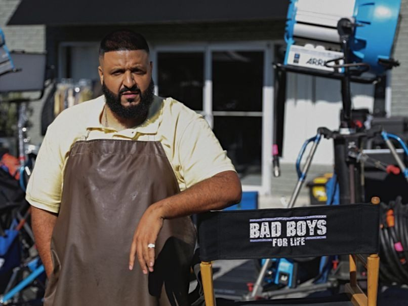 "DJ Khaled Cast In ""Bad Boys For Life"" Alongside Will Smith & Martin Lawrence"