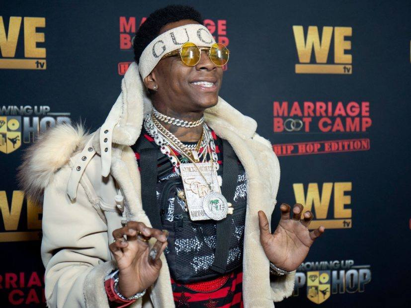 "Soulja Boy Taunts Tyga With ""I Fucked Yo' Baby Mama"" Claims"