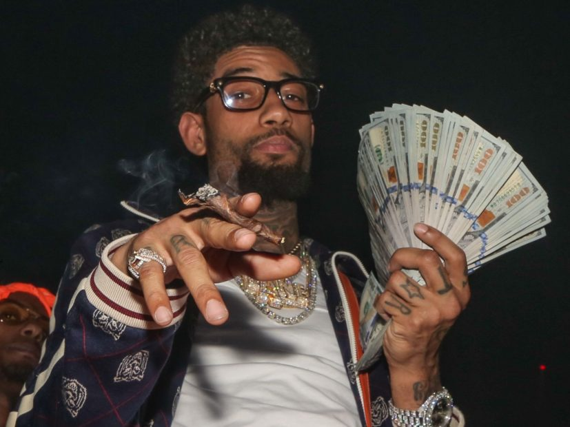 PnB Rock Released From Jail Following Drug Possession Arrest