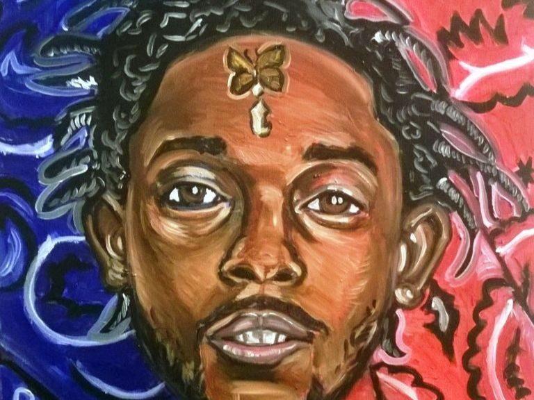 Best Kendrick Lamar Portraits Compiled