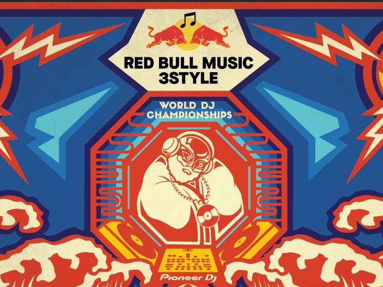 Red Bull Music Announces 2019 3Style World Finalists