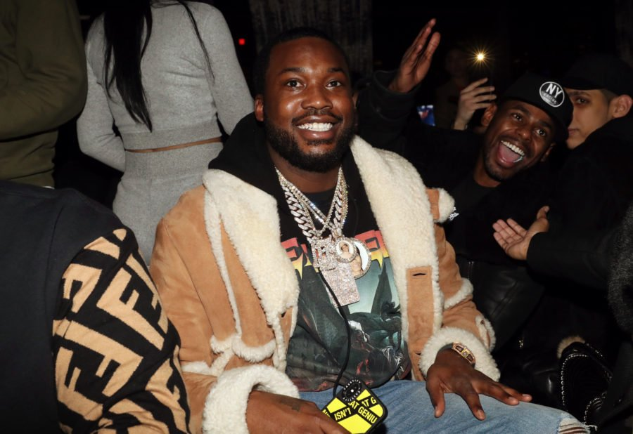 Meek Mill's Alleged New Girlfriend ID'ed After He Hid Her Face