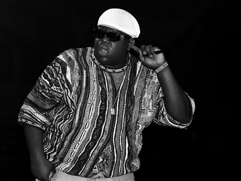 The Notorious B. I. G. Nominated For The Rock & Roll Hall Of Fame